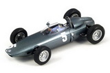 1:43 BRM P57  R.GINTHER SECOND GP MONACO 1963