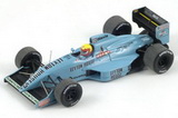1:43 MARCH LEYTON HOUSE NO15 M.GUGELMIN 1988